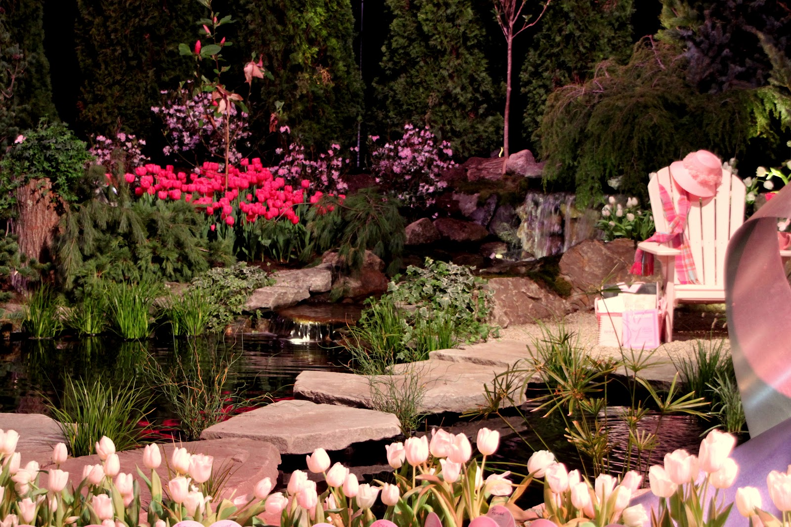 Rhode Island Flower Show 2012