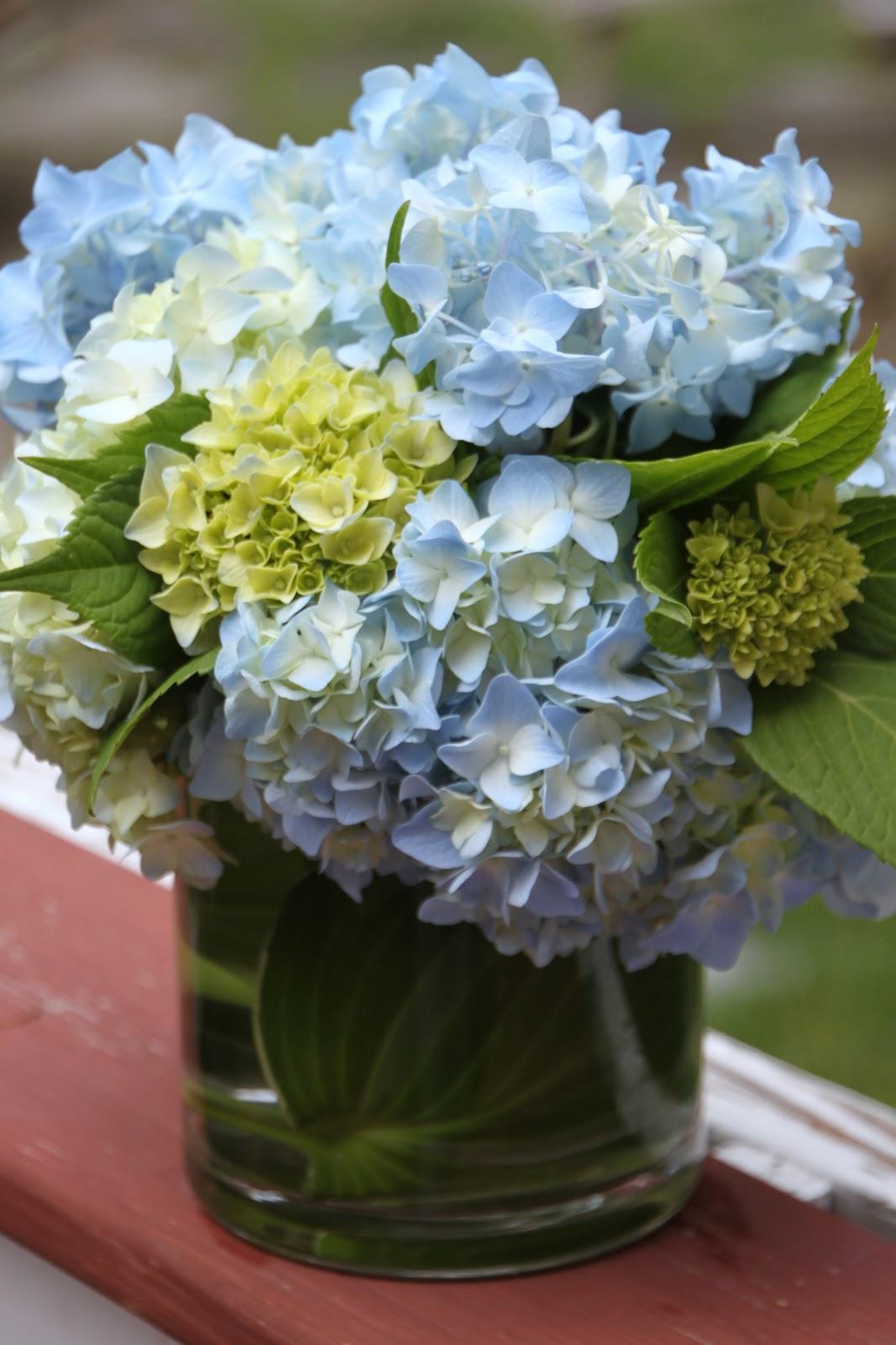 Easy hydrangea arrangement tilly s nest