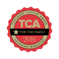 Learning Magazine Teacher's Choice Award