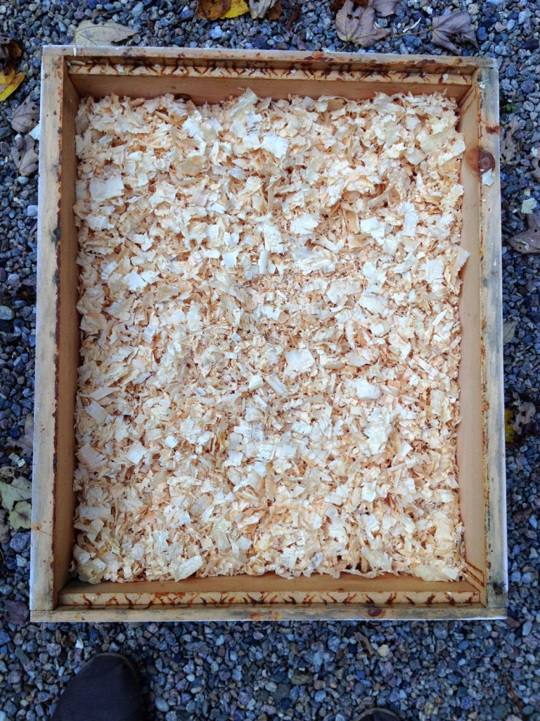 Diy Winter Beehive Quilting Box Tilly S Nest