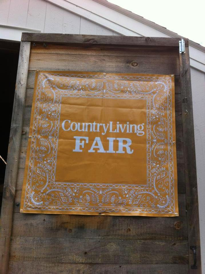 Giveaway two country living fair weekend passes tilly 39 s for Country living sweepstakes april 2016